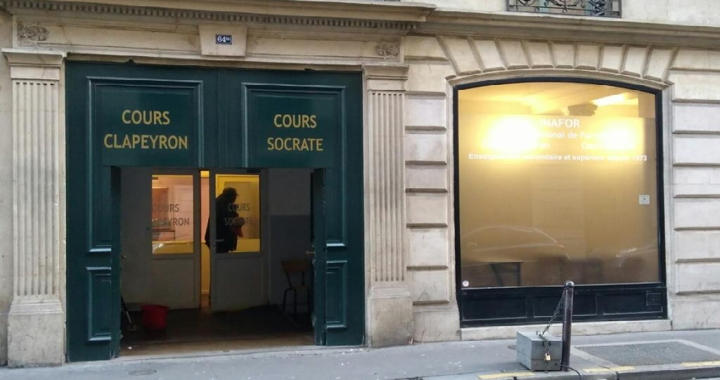Cours Clapeyron