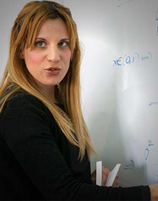 Nathalie BELGE