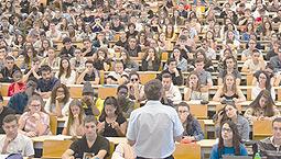 préparation aux études supérieures